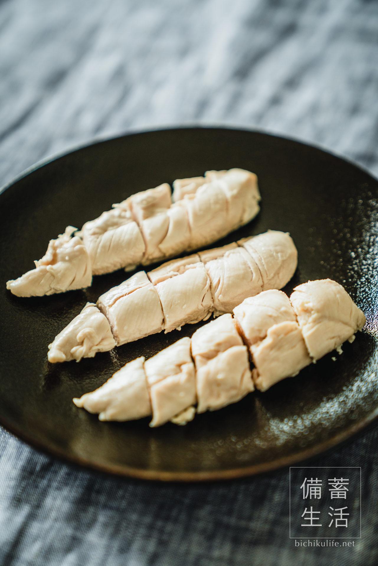 鶏ささみのぬか漬けの作り方とコツ