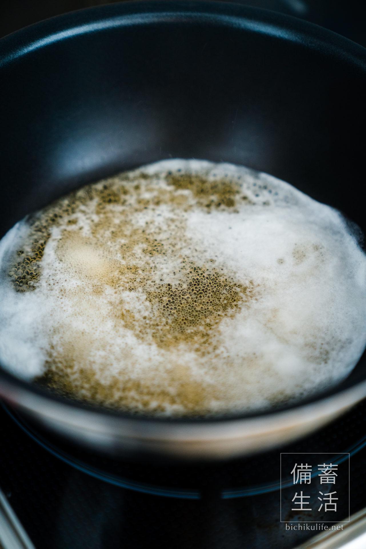 生筋子から仕込む、いくらの醤油漬けの作り方