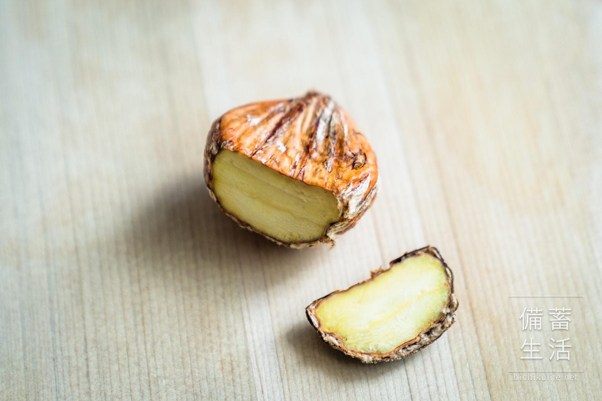 栗ごはんの作り方・レシピ、栗の剥き方
