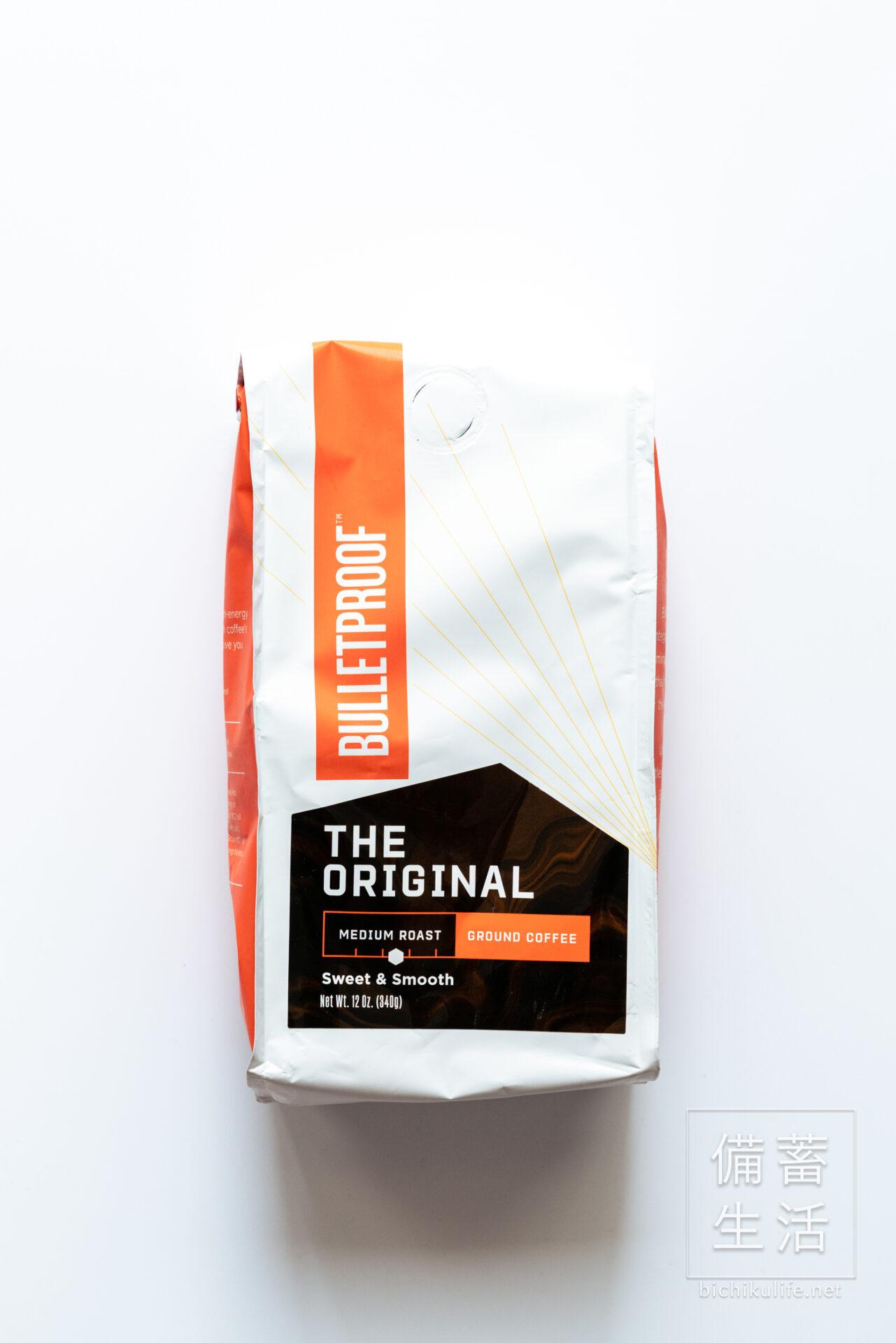 Bulletproofの防弾コーヒー The Original