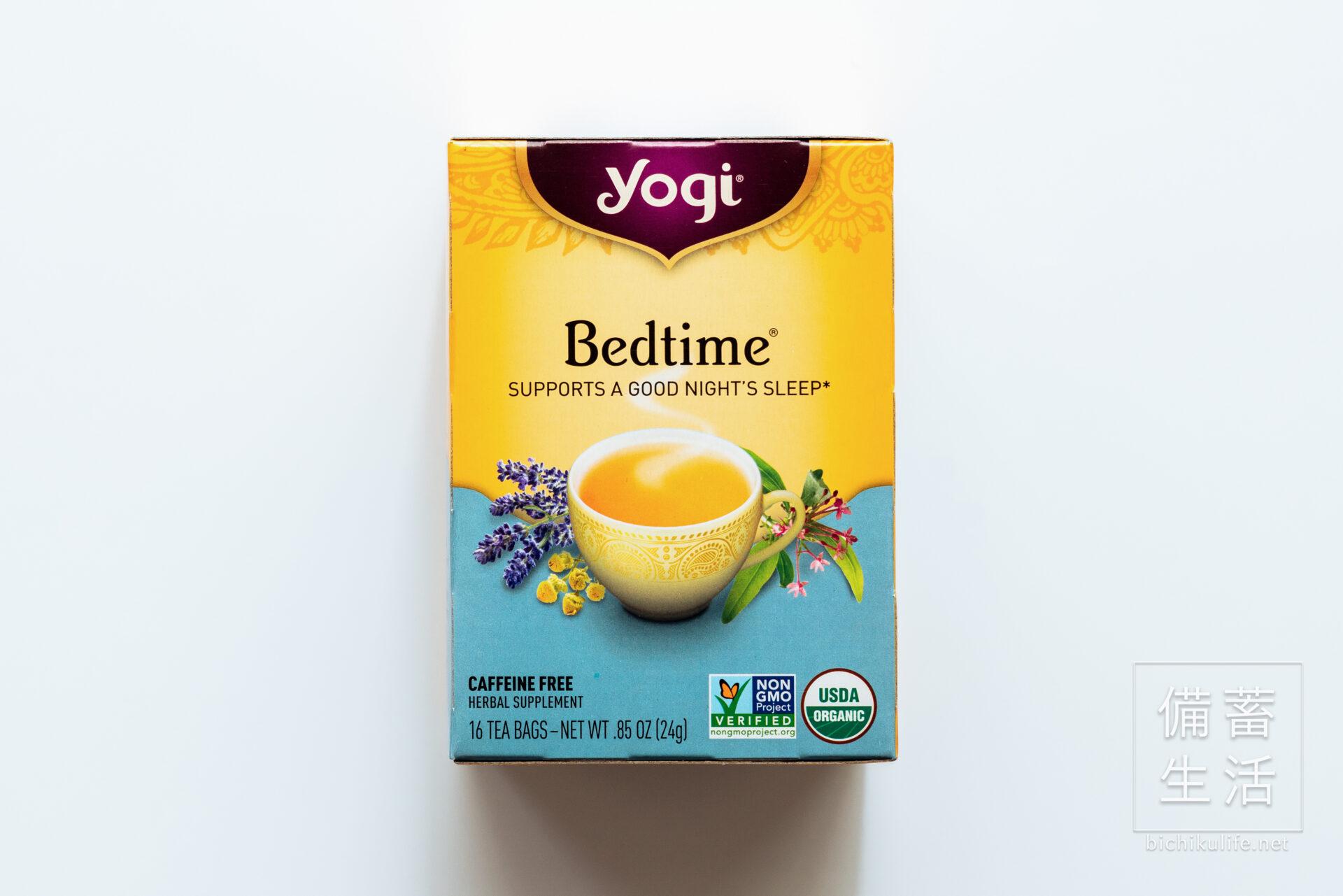 ヨギティー Yogi Tea 天然オーガニックハーブティー