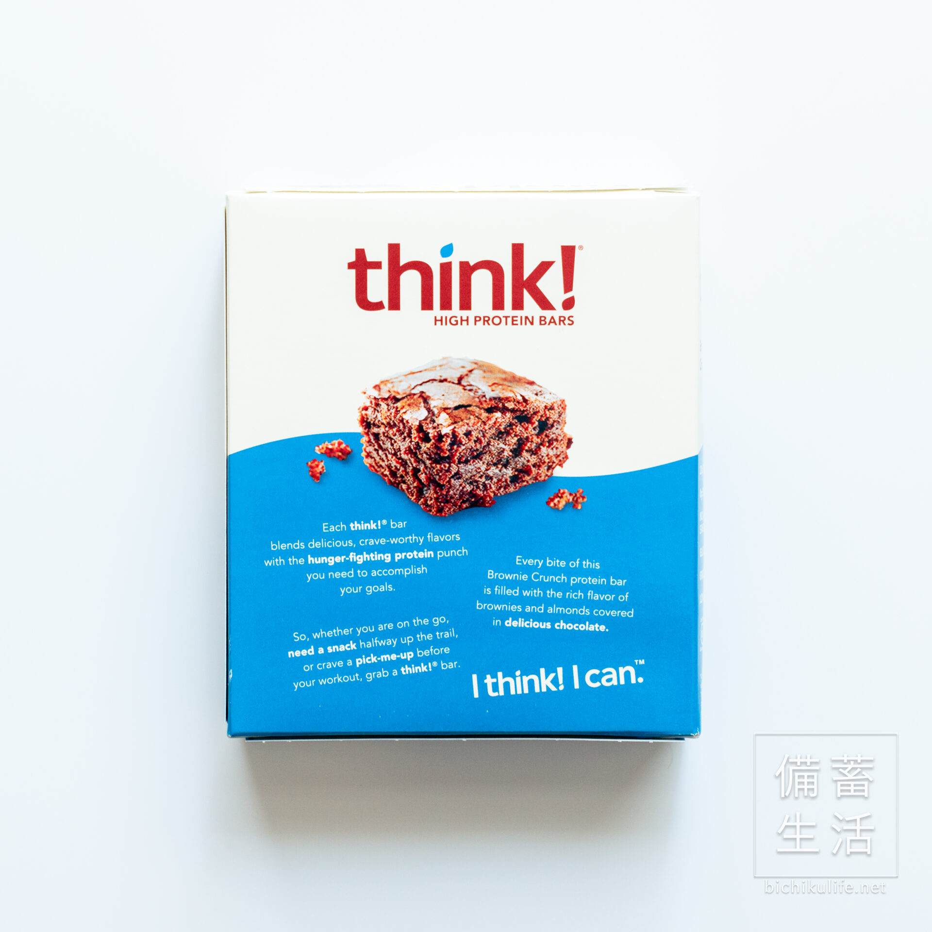 think! HIGH PROTEIN BAR