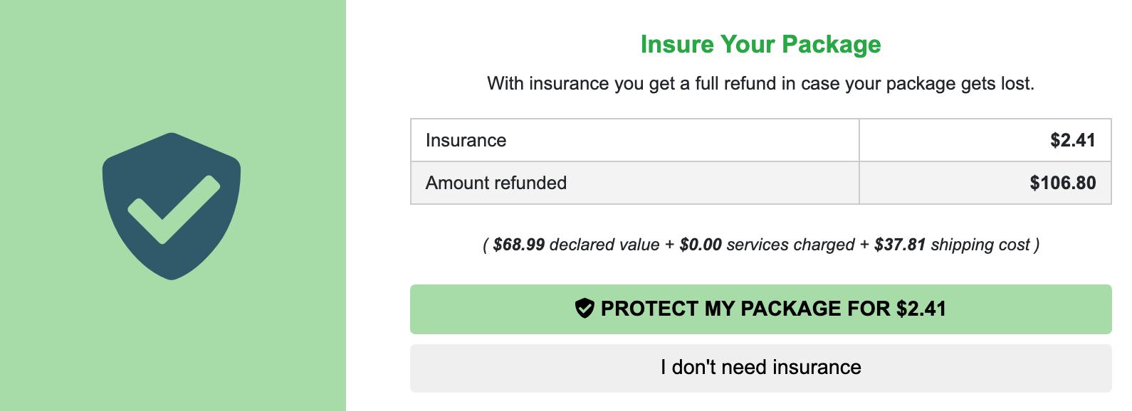 PLANET EXPRESS 保険